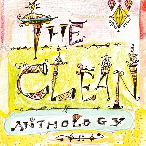 THE CLEAN - Anthology