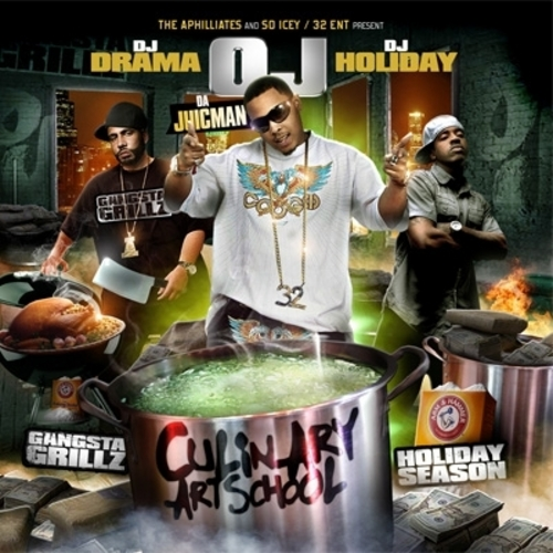 OJ DA JUICEMAN - Culinary Art School