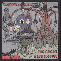 COMMON GRACKLE - The Great Depression