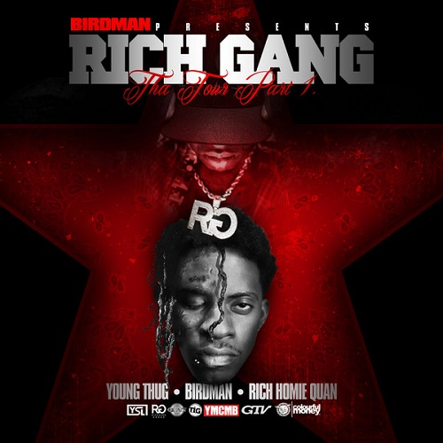 RICH GANG - The Tour, Part 1