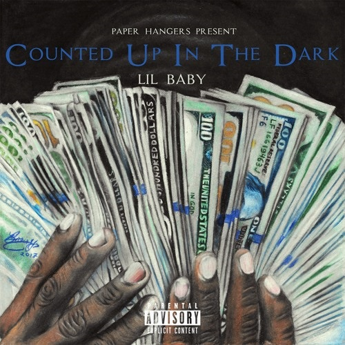 LIL BABY - Counted Up in the Dark