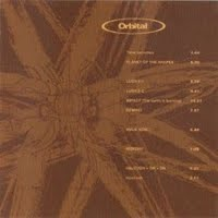 ORBITAL - Orbital 2 (Brown Album)