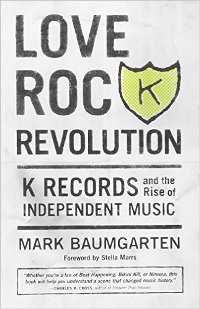MARK BAUMGARTEN - Love Rock Revolution