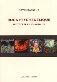 DAVID RASSENT - Rock Psychédélique