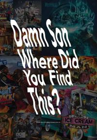 TOBIAS HANSSON & MICHAEL THORSBY - Damn Son Where Did You Find This