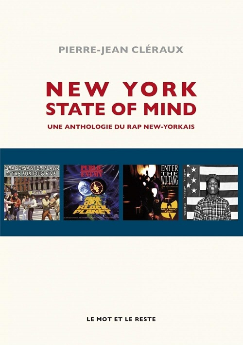 PIERRE-JEAN CLERAUX - New York State of Mind