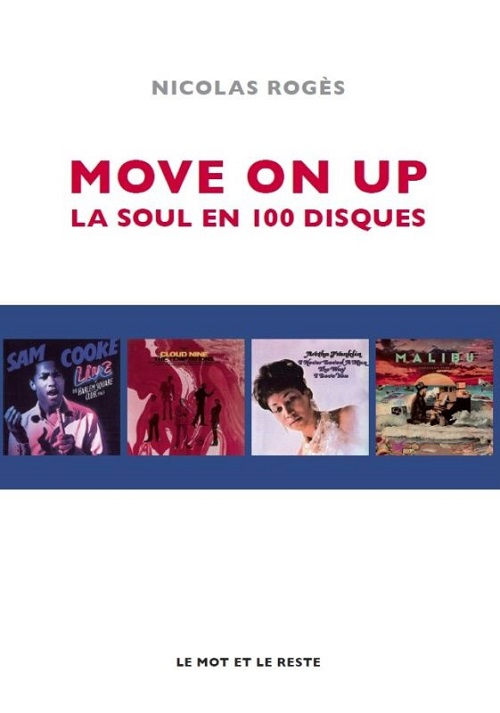 NICOLAS ROGES - Move On Up