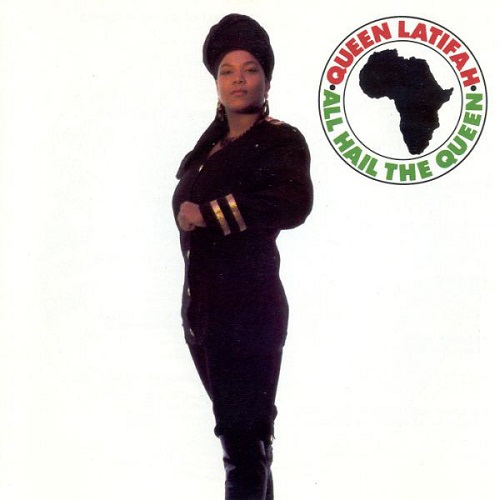 QUEEN LATIFAH - All Hail the Queen