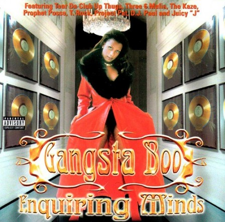 GANGSTA BOO - Enquiring Minds