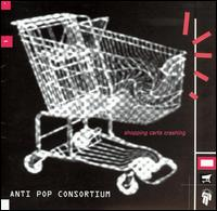 ANTIPOP CONSORTIUM - Shopping Carts Crashing