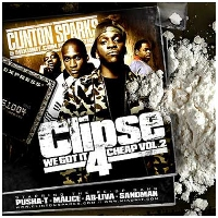 CLIPSE - We Got It 4 Cheap Vol. 2