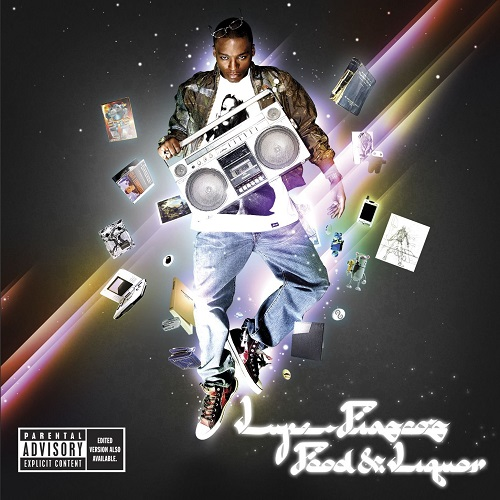 LUPE FIASCO - Lupe Fiasco's Food & Liquor