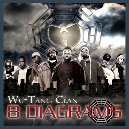 WU-TANG CLAN - 8 Diagrams