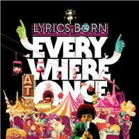 LYRICS BORN - Everywhere at Once