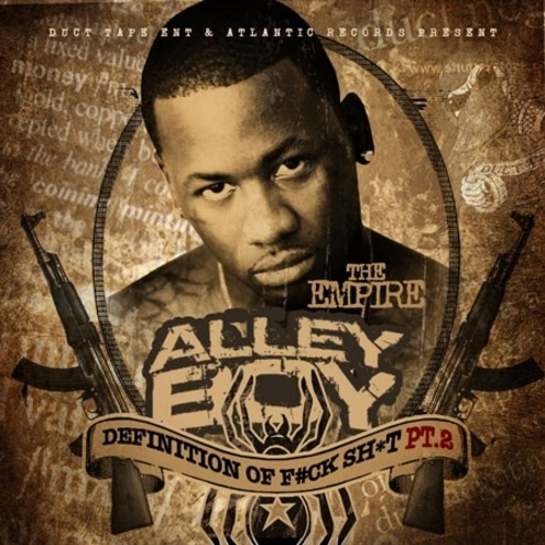 ALLEY BOY - Definition of F#ck Sh*t 2