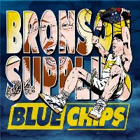 ACTION BRONSON & PARTY SUPPLIES - Blue Chips