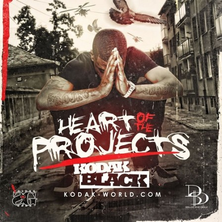 KODAK BLACK - Heart of the Projects