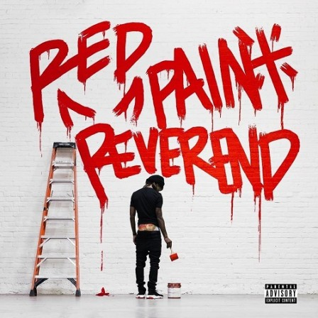 SHOOTERGANG KONY - Red Paint Reverend