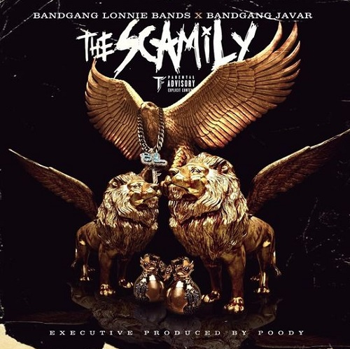 BANDGANG LONNIE BANDS X BANDGANG JAVAR - The Scamily