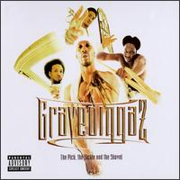 GRAVEDIGGAZ - The Pick, The Sickle & The Shovel