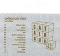 COMPILATION - Catalogue 1999